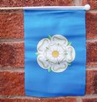 YORKSHIRE (NEW) - HAND WAVING FLAG (MEDIUM)